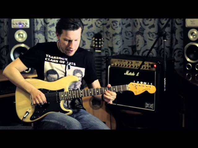 Chandelier - Sia - electric guitar cover by Dmitrij Dubovik