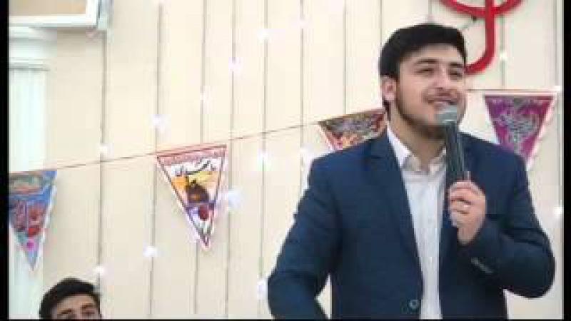 Sadiq Ceferi ..Hz İmam Huseyn (e) Mocuzesi .. (Lenkaran 2014)