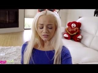 [BrattySis] Elsa Jean - Valentine Fuck
