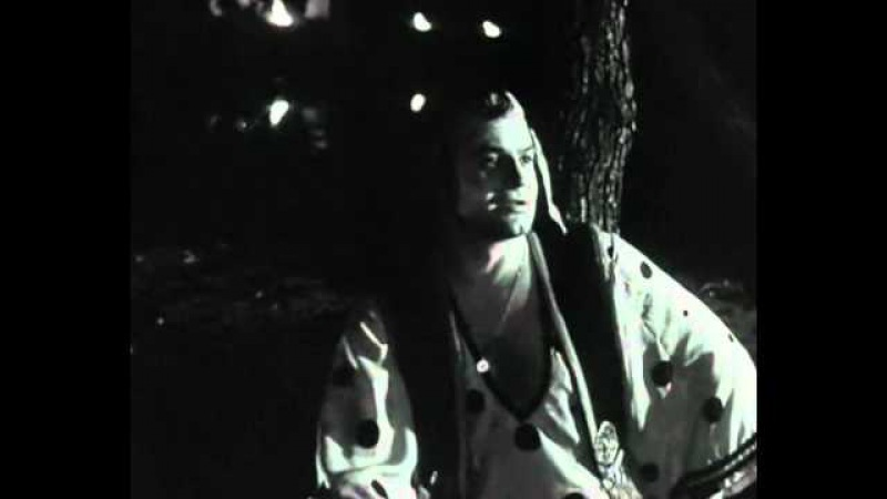 Konstantin Pluzhnikov Song of Young Gypsy Rachmaninov Aleko