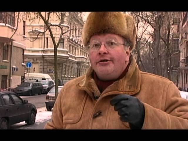 Городское путешествие с Павлом Любимцевым Москва часть первая