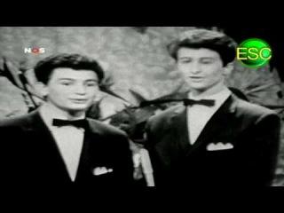 ESC 1961 15 - United Kingdom - The Allisons - Are You Sure?