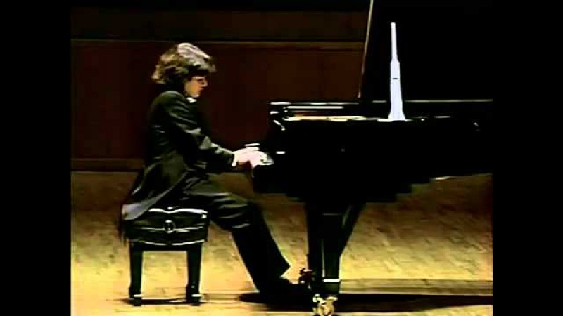ALEXEI SULTANOV Rachmaninov Piano Sonata No.2 1st ; 2nd mov. (26 March 1996)