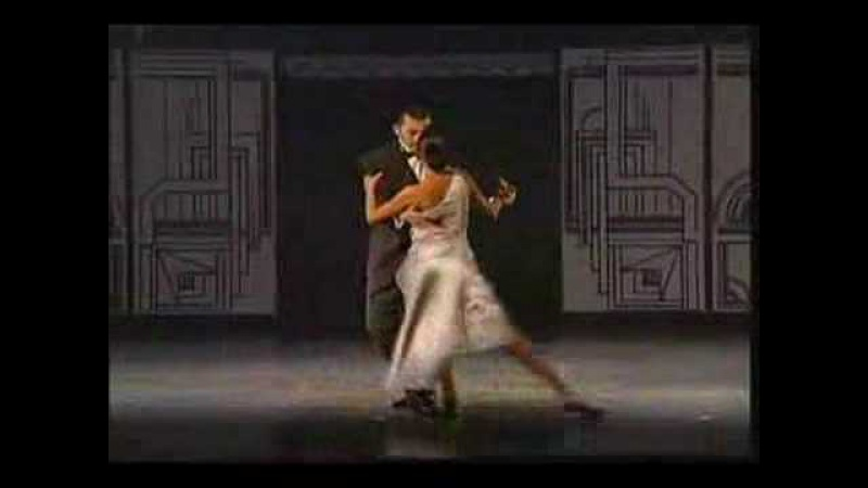 A Tango Song Mala Junta danced by Natacha y Jesus