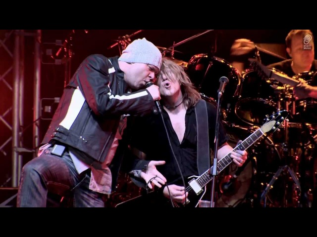 Gamma Ray Time To Break Free feat. Michael Kiske from Skeletons Majesties Live (HD)