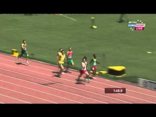 Men's 800m Heat 5 IAAF World Champs Beijing 2015