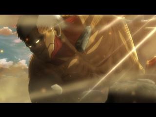 2 серия 1 сезонRAWОригинал(TVRip-720p) - Shingeki no Kyojin/Attack on Titan/Атака титанов