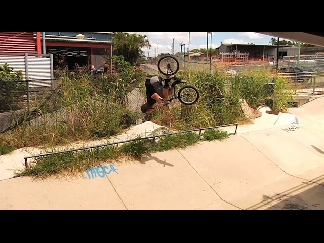 BOYD HILDER 2015 MANKIND BMX VIDEO