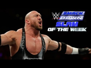 [#My1] Welcome Back, Ryback - WWE SmackDown Slam of the Week 10/31