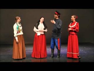Среди миров сл. И Аннинского,распев фольклорного ансамбля старинной казачьей