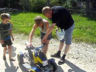 Детский квадроцикл купить в Минске
