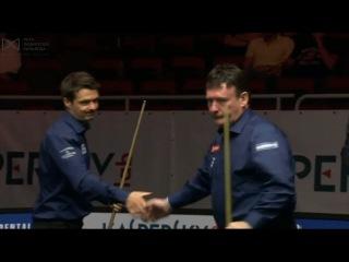 Michael Holt v Jimmy White 2015 Riga Open
