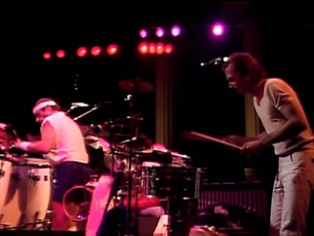 Doobie Brothers - Long Train Runnin' (From Live At The Greek Theatre 1982 DVD CD)