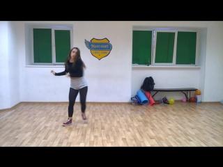 choreography by Elena Lokteva