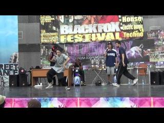 Shaman & Fred Selection Hip-hop ForRest