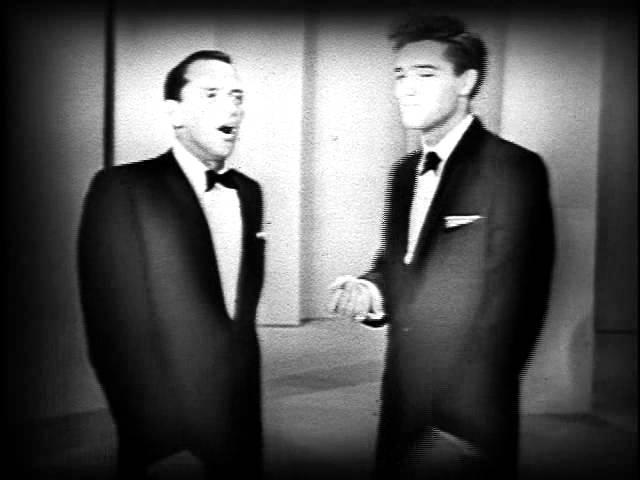 Sinatra and Elvis Presley Duet