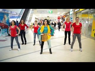 Shahid Kapoor. Indian flashmob