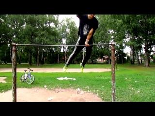 Ivan Kozirev 3 years training of Gimbarr