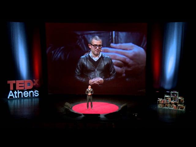 Dealing with Negativity Oliver Reichenstein at TEDxAthens 2012