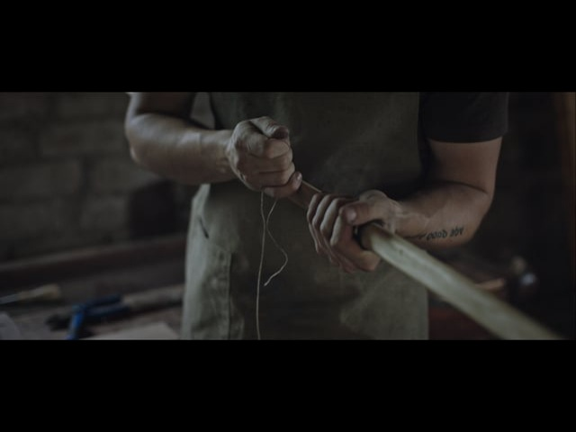 The Birth Of A Weapon. Part I. English longbow making by Northmen