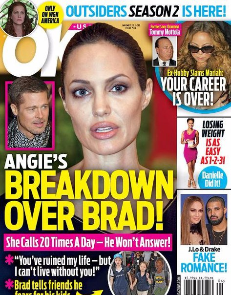 OK Magazine USA January 23 2017