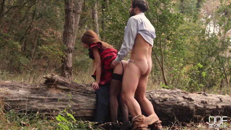 Woods porn movie