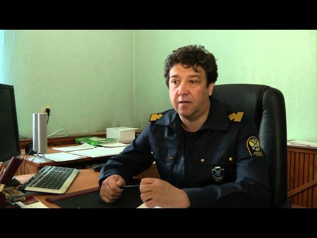 Интервью начальника рыбохраны по Челябинской области 26 апреля 2016 г