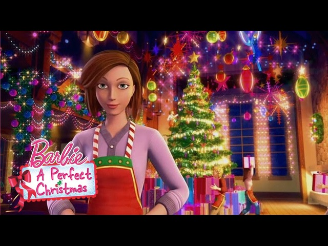 Wrap It Up Stack It Up Barbie™ A Perfect Christmas