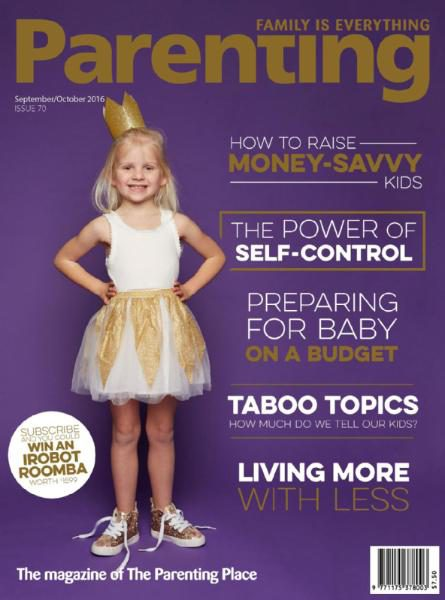 Parenting New Zealand - September-October 2016