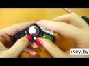 Замена батарейки в ключе ВОЛЬВО V70 ХС60 ХС70 S60 S80 С30 Change the battery