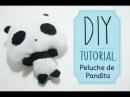 ✁ Como hacer un peluche de Pandita Panda Plushie || Kaele ☁
