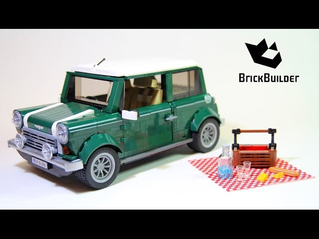 Lego 10242 MINI Cooper - Lego Speed Build