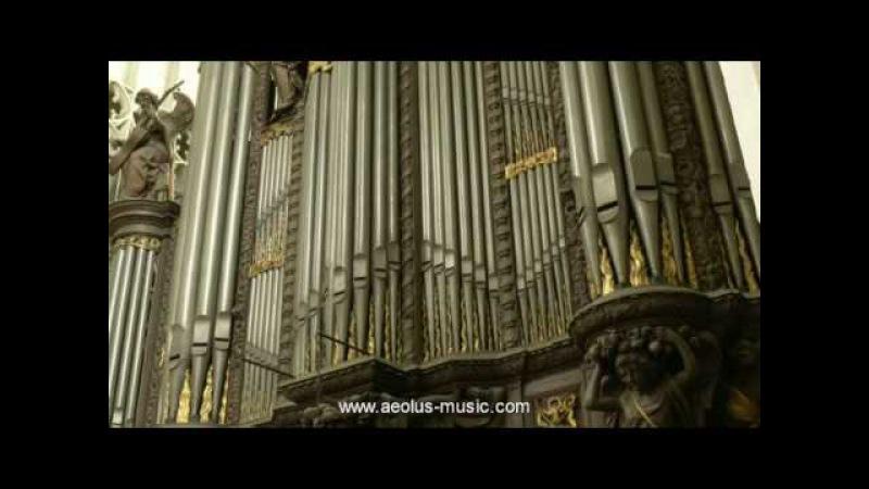 Bach Widor Mattheus Final Peter Van de Velde