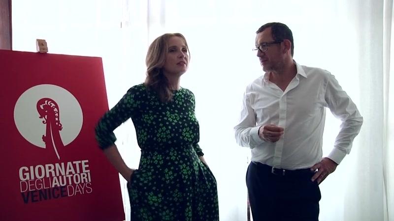 Interview with Julie Delpy and Dany Boon Lolo 2015 Venice Days Giornate degli Autori