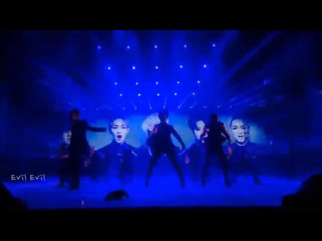 【韓中字幕】SHINee-Evil @SHINee WORLD III In Seoul