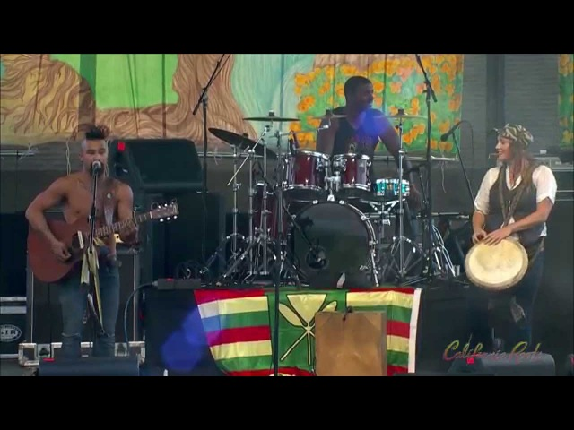 Nahko Medicine For The People Live 2014 California Roots Full Show