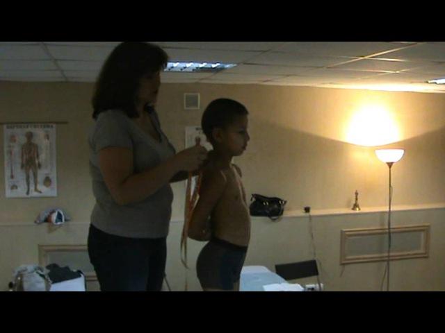 Детский массаж при ортопедических отклонениях - 1