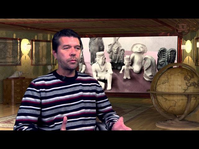 Андрей Жуков Люди и динозавры могли жить в одно время