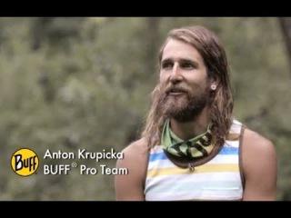 Anton (Tony) Krupicka UTMB 2013 - BUFF® PRO TEAM