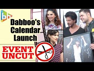 Shahrukh Khan | Sunny Leone | Alia Bhatt Unveils Dabboo Ratnani's 2016 Calendar | Event Uncut