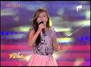 Christina Aguilera Hurt Vezi aici cum cântă Alexandra Cojocariu la Next Star