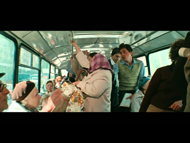 Ералаш №33 Шёл автобус пятый номер