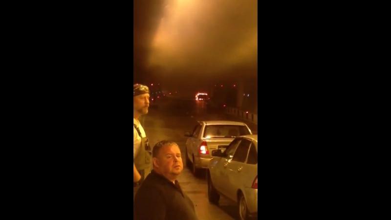 Пожар в тоннеле в Сочи 25 06 2015