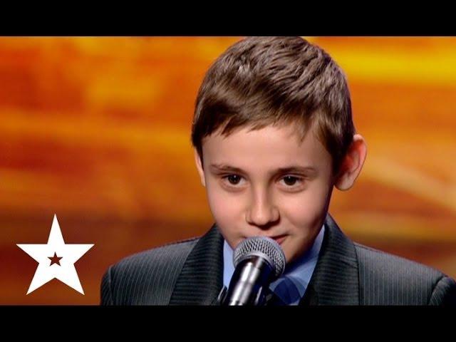 Имитация звуков от Кирилла - Україна має талант-6 - Кастинг в Донецке