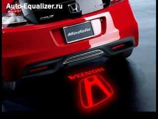 Лазерный стоп сигнал с логотипом авто