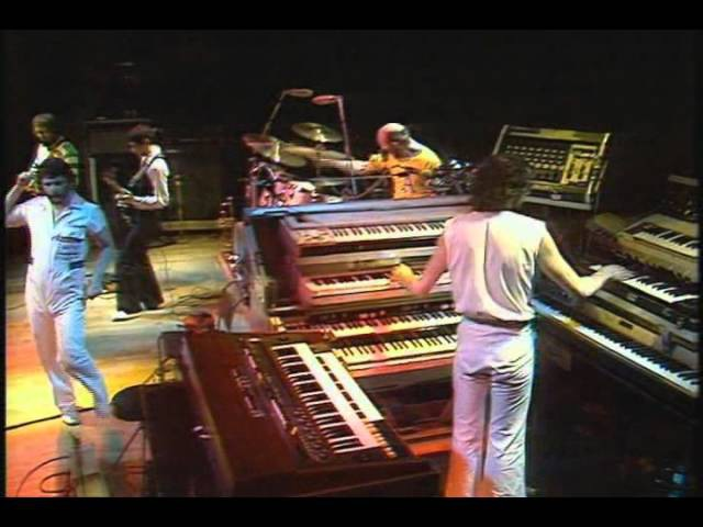 Gentle Giant Sight an Sound in Concert Full
