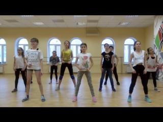 Средняя группа (хорео Наталья Поречная)