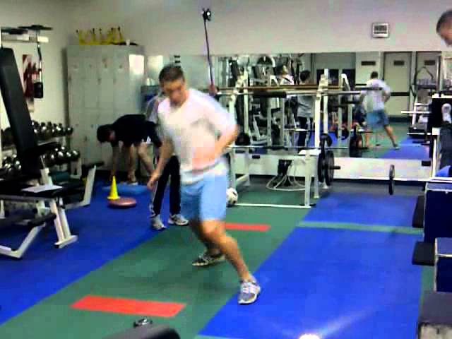 FitLight Trainer™Argentina Soccer Training 5 by Prof Diego Giacchino