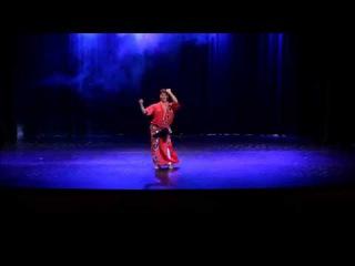 KHALED MAHMOUD Special Guest Star at Kazafy Troupe Perú Show 2015
