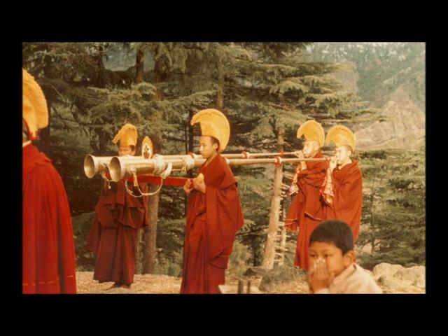 Tibetan Buddhist Chants of Namgyal Monastery